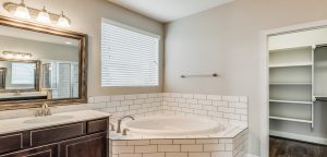 Creamy White Bathroom