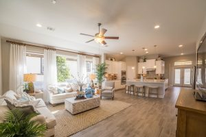 The Rise Of The Open Floorplan