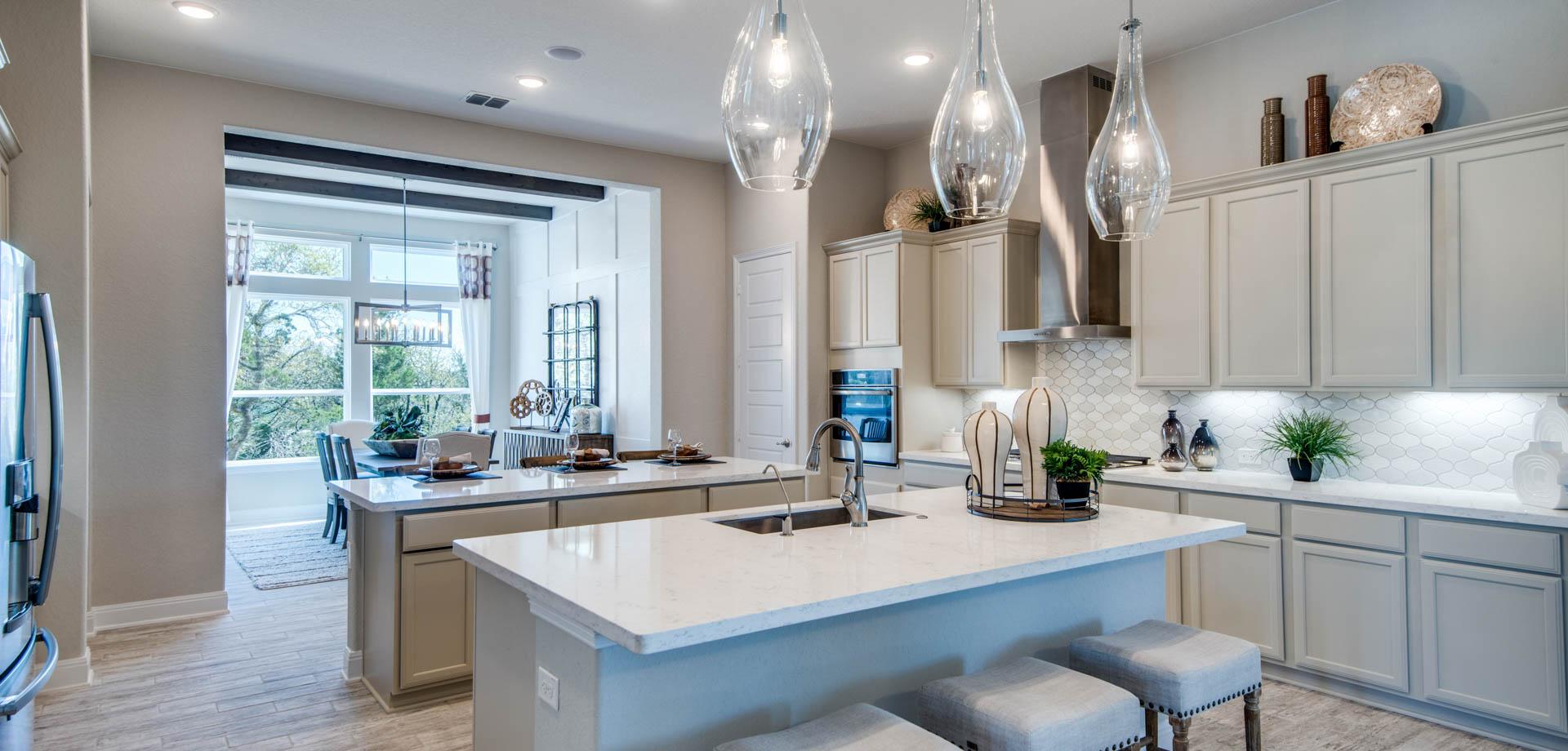 open vs closed kitchen designs  chesmar homes